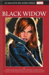 Marvel Comics : Le meilleur des Super-Héros - La collection (Hachette) -13- Black Widow