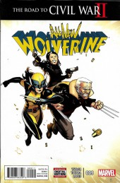 All-New Wolverine (2016) -9- Issue 9