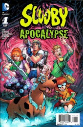 Scooby Apocalypse (2016) -1- Waiting For The End Of The World