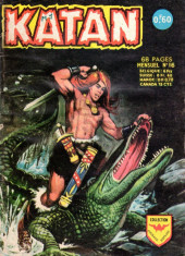 Katan -16- Le puits maudit