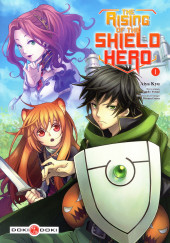 Rising of the shield hero (The) -1- Tome 1