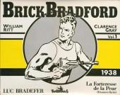 Luc Bradefer - Brick Bradford -INT1- 1938 - La Forteresse de la Peur (Première Partie)