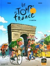 Le tour de France (Bercovici) -2- Le sprint final