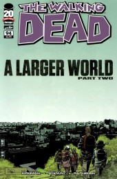 Walking Dead (The) (2003) -94- A Larger World (Part Two)