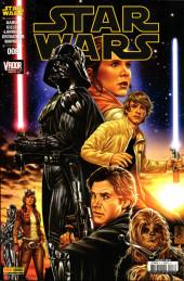 Star Wars (Panini Comics) -8- Vador : abattu (2/2)
