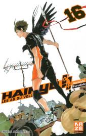 Haikyu !! Les As du Volley -16- Tome 16