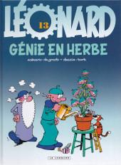Léonard -13e15- Génie en herbe