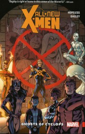 All-New X-Men (2016) -INT01- Inevitable - Ghosts of cyclops
