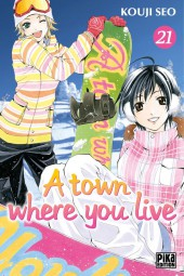 A town where you live -21- Tome 21