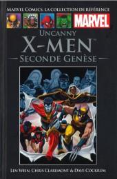 Marvel Comics - La collection (Hachette) -63XXX- Uncanny X-Men - Seconde Genèse