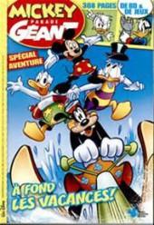 Mickey Parade -353- À fond les vacances