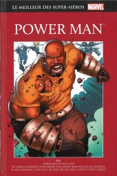 Marvel Comics : Le meilleur des Super-Héros - La collection (Hachette) -14- Power Man