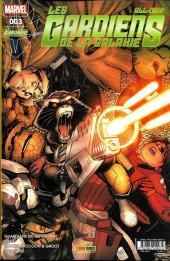 All-New Les Gardiens de la Galaxie -3- Seigneur Rakzoon