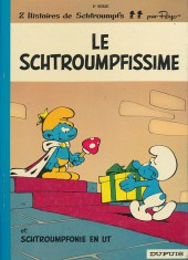 Les schtroumpfs -2b71- Le schtroumpfissime (et schtroumpfonie en ut)