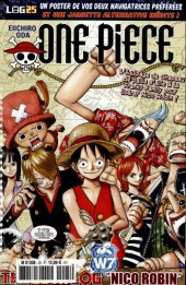 One Piece - La collection (Hachette) -25- The 25th Log 'Nico Robin' Partie 1