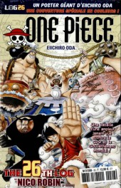 One Piece - La collection (Hachette) -26- The 25th Log 'Nico Robin' Partie 2