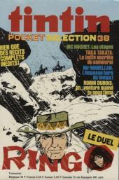 Tintin (Sélection) -38- Tintin pocket sélection n° 38