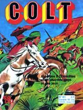 Colt -61- Le trésor des comanches