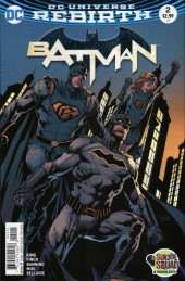 Batman (2016) -2- I am Gotham, Part Two