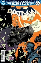 Batman (2016) -3- I am Gotham, Part Three