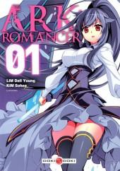 Ark: romancer -1- Volume 01