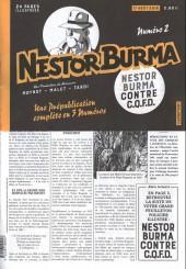 Nestor Burma (Feuilleton) -5- Nestor Burma contre C.Q.F.D. - Numéro 2