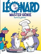 Léonard -47- Master génie