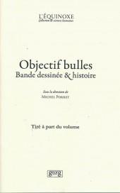 (DOC) Études et essais divers -HC- Objectif bulles - Bande dessinée & histoire - Tintin, de la collection à l'encyclopédie