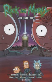 Rick and Morty (2015) -2- Volume Two