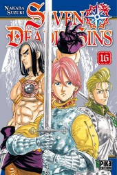 Seven Deadly Sins -16- Tome 16