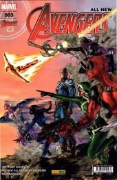 All-New Avengers -3- Personne n'est plus rapide que la mort