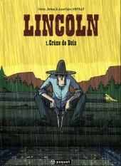 Lincoln -1a06- Crâne de bois