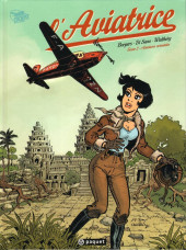 L'aviatrice -2- Aventures orientales