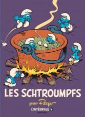 Les schtroumpfs - L'Intégrale -4- 1975 - 1988