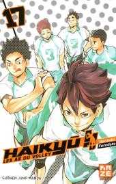 Haikyu !! Les As du Volley -17- Tome 17