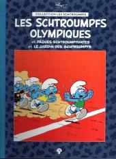 Les schtroumpfs - La collection (Hachette) -15- Les schtroumpfs olympiques