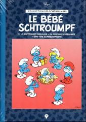 Les schtroumpfs - La collection (Hachette) -16- Le bébé schtroumpf