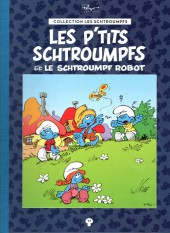 Les schtroumpfs - La collection (Hachette) -17- Les p'tits schtroumpfs