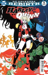 Harley Quinn: Rebirth (2016) -1- Die Laughing Part One