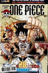 One Piece - La collection (Hachette) -28- The 28th Log