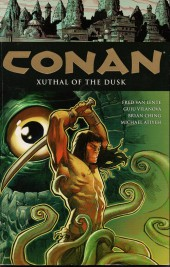 Conan the Barbarian (2012) -INT19- Xuthal of the Dusk