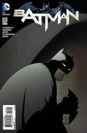 Batman (2011) -52- The list