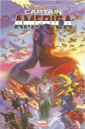 Captain America (Marvel Now!) -5- Le Soldat de Demain