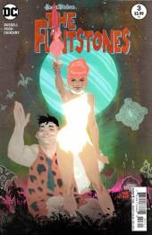 Flintstones (The) (2016) -3- A Space Oddity