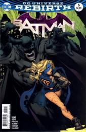 Batman (2016) -6- I am Gotham, Epilogue