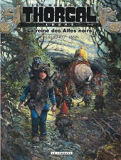 Thorgal (Les mondes de) - Louve -6- La reine des Alfes noirs