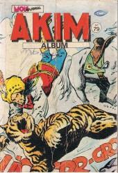 Akim (1re série) -REC079- Album (du n°437 au n°440)
