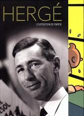 (AUT) Hergé - Grand palais - Hergé, l'exposition de papier