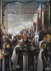 Les maîtres inquisiteurs -6- À la lumière du chaos