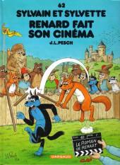 Sylvain et Sylvette -62- Renard fait son cinéma
